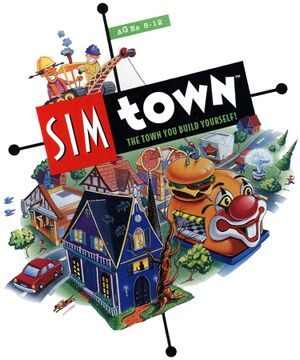 SimTown cover