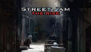 Street Jam: The Rise cover