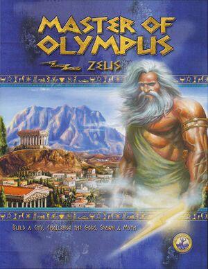 Zeus: Master of Olympus cover