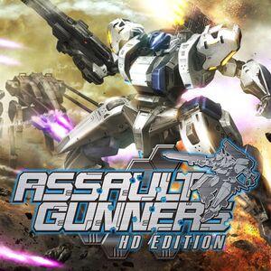 Assault Gunners HD Edition cover