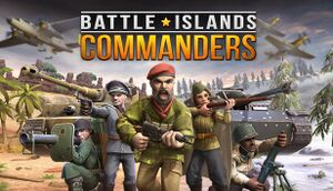 Battle Islands: Commanders cover