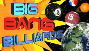 Big Bang Billiards cover