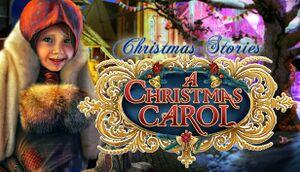 Christmas Stories: A Christmas Carol cover