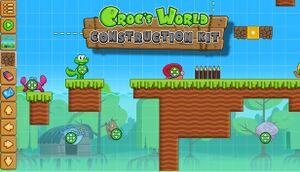 Croc's World Construction Kit cover