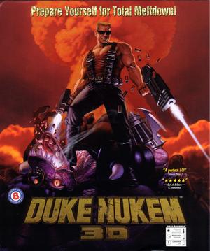 Duke Nukem 3D cover