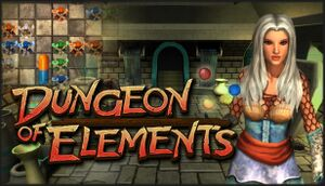 Dungeon of Elements cover