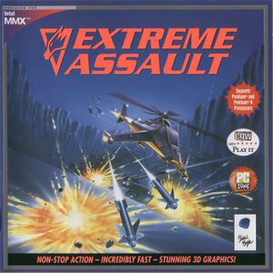 Extreme Assault cover