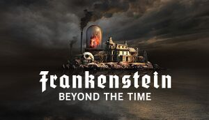 Frankenstein: Beyond the Time cover