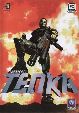 Lifeforce Tenka cover