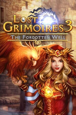 Lost Grimoires 3: The Forgotten Well cover