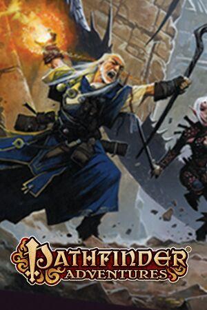 Pathfinder Adventures cover