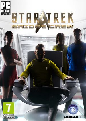 Star Trek: Bridge Crew cover