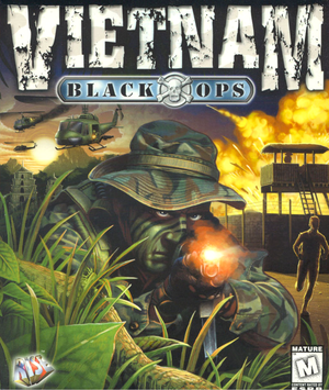 Vietnam: Black Ops cover