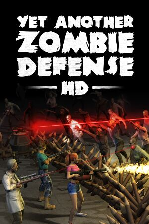 Yet Another Zombie Defense HD cover