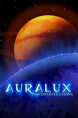 Auralux: Constellations cover