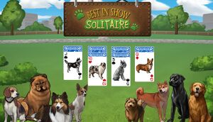 Best in Show Solitaire cover