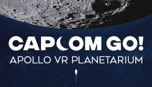 CAPCOM GO! Apollo VR Planetarium cover