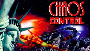 Chaos Control cover
