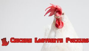 Chicken Labyrinth Puzzles cover