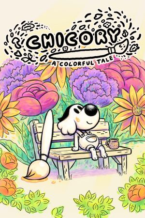Chicory: A Colorful Tale cover