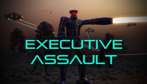 Executive Assault cover