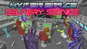 Hyperspace Delivery Service cover