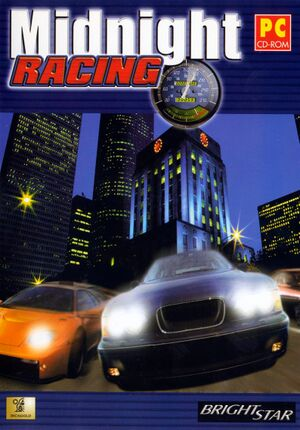 Midnight Racing cover