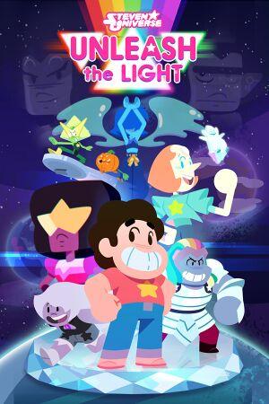 Steven Universe: Unleash the Light cover