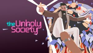 The Unholy Society cover