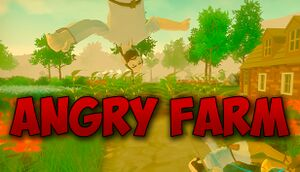 Angry Farm cover