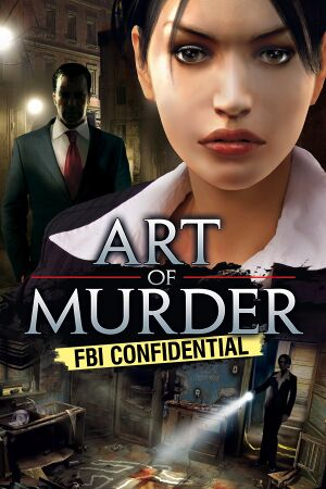 Art of Murder - FBI Confidential cover