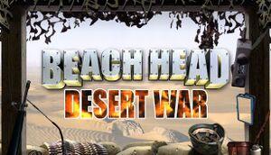 Beach Head: Desert War cover