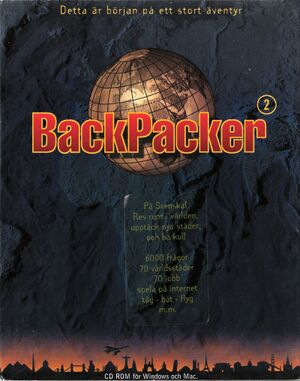 Backpacker 2 cover