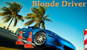 Blonde Driver cover