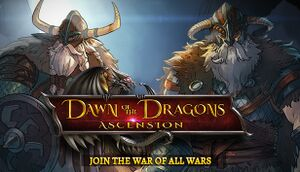Dawn of the Dragons: Ascension cover