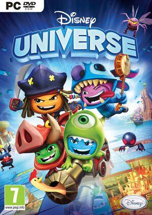 Disney Universe cover
