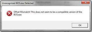 Error when applying Hi-Res Patch to Steam version
