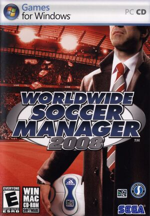 Football Manager 2008 Pcgamingwiki Pcgw Bugs Fixes