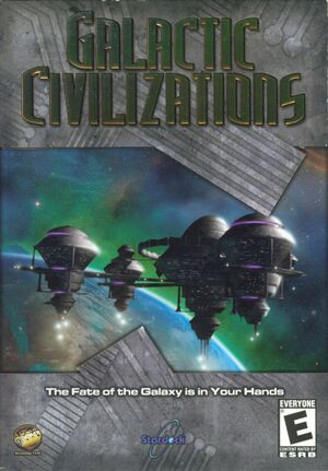 Galactic Civilizations cover