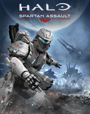 Halo: Spartan Assault cover