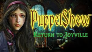 PuppetShow: Return to Joyville cover