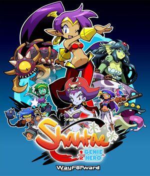 Shantae: Half-Genie Hero cover