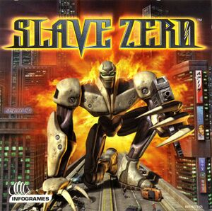 Slave Zero cover
