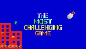The Most Challenging Game cover