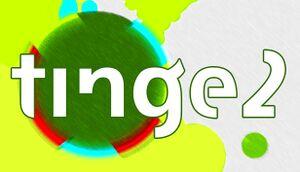 Tinge 2 cover