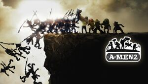A-Men 2 cover