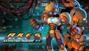 A.R.E.S.: Extinction Agenda EX cover
