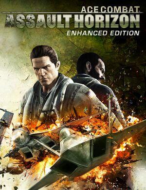 Ace Combat: Assault Horizon cover