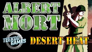 Albert Mort - Desert Heat cover