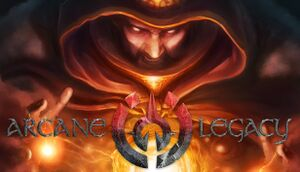 Arcane Legacy cover